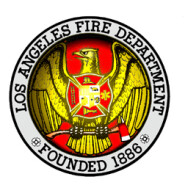 Los Angeles City Fire Department Requires a Pre Approval Form for Church & School Walk Throughs