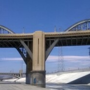 A Los Angeles Landmark and Hollywood Icon – Celebrating the 6th Street Bridge